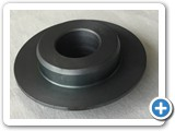 CNC Machined Gear Spacer / Ferritic Nitrocarburized