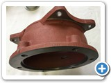CNC Machined Ductile Iron Casting
