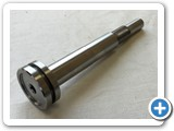 CNC Machined Piston Shaft
